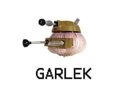 Font - GARLEK