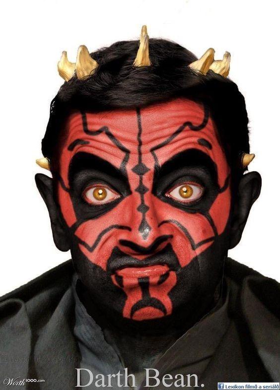 Forehead - Darth Bean. Woth 000.com fLexikon filmå a seriáld