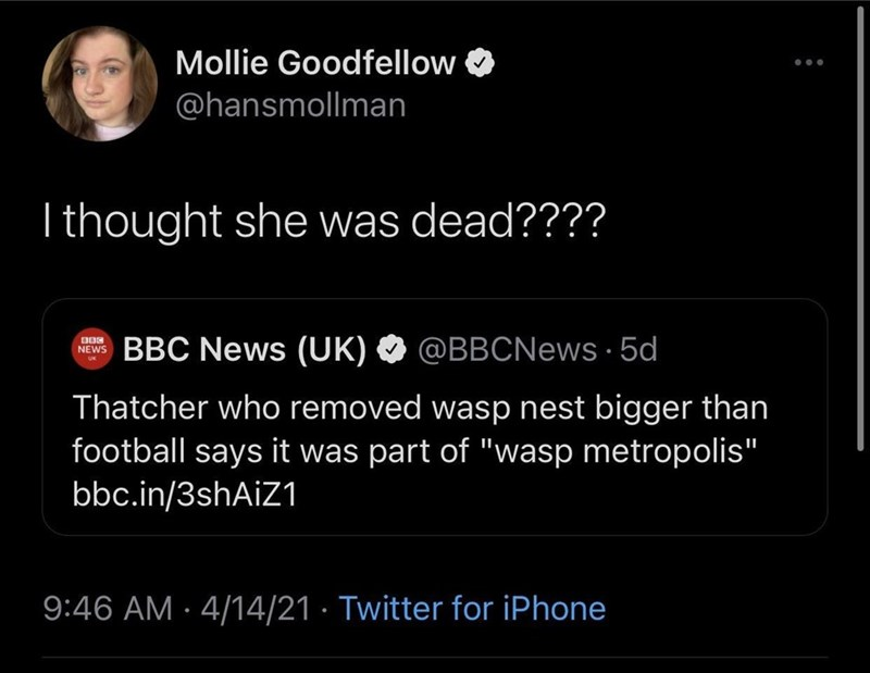 """Font - Mollie Goodfellow @hansmollman 