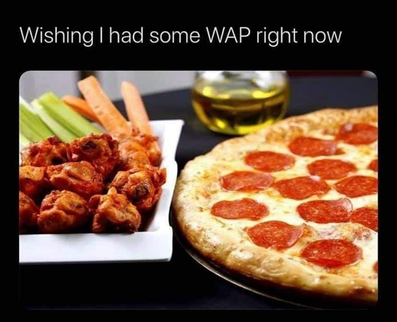 Food - Wishing I had some WAP right now