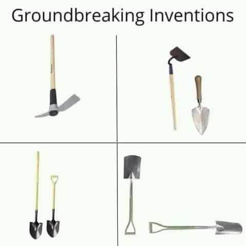 Font - Groundbreaking Inventions