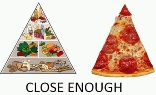 Food - CLOSE ENOUGH