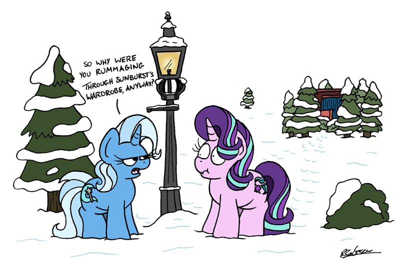 the great and powerful trixie bob the dalek starlight glimmer - 9618294528