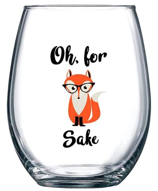Drinkware - Oh. for Sake