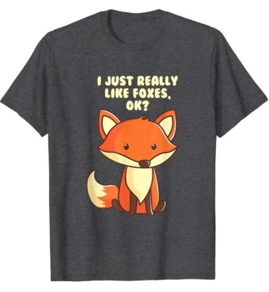 Outerwear - I JUST REALLY LIKE FOXES, OK?