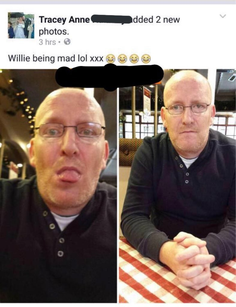 Glasses - Tracey Anne photos. 3 hrs · 8 dded 2 new Willie being mad lol xxx