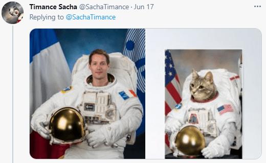 Photograph - Timance Sacha @SachaTimance · Jun 17 Replying to @SachaTimance