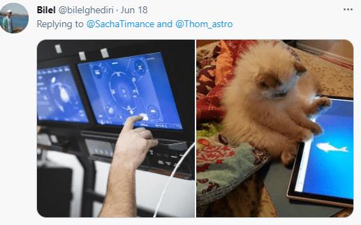 Tablet computer - Bilel @bilelghediri · Jun 18 ... Replying to @SachaTimance and @Thom_astro