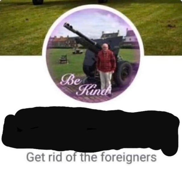 Product - Be Kinch Get rid of the foreigners