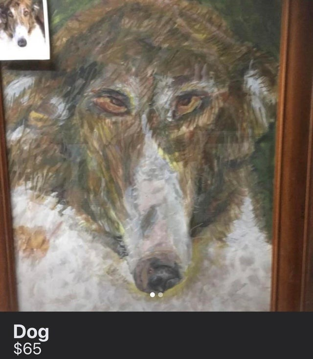 Dog - Dog $65