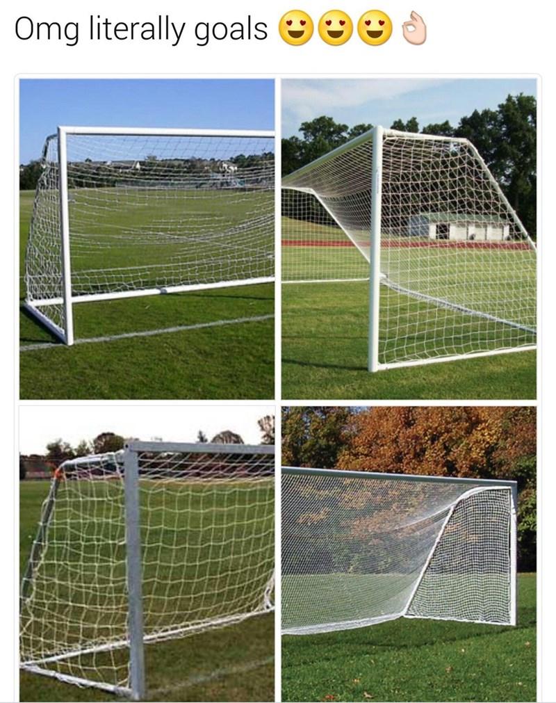 Soccer - Omg literally goals