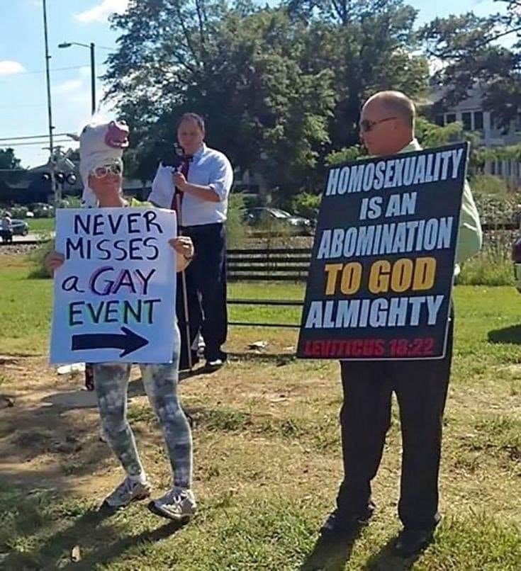 Footwear - NEVER MISSES a GAY EVENT HOMOSEKUALITY IS AN ABOMINATION TO GOD ALMIGHTY 7281 SABWLIET
