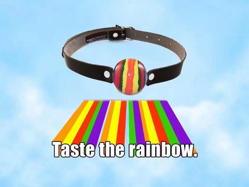 Sky - Taste the rainbow.