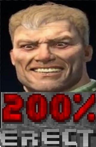 Forehead - 200% ERECT