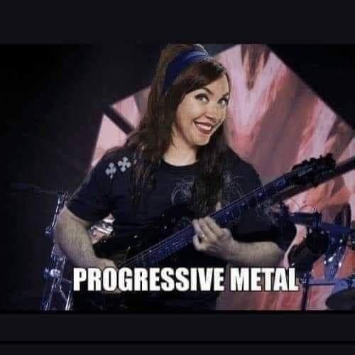 Musical instrument - PROGRESSIVE METAL