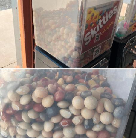 Food - Okiginal 25 Skittles
