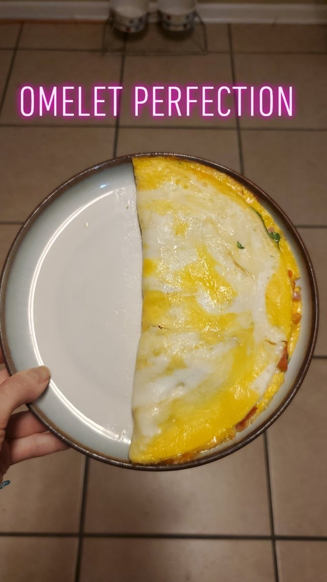 Food - OMELET PERFECTION
