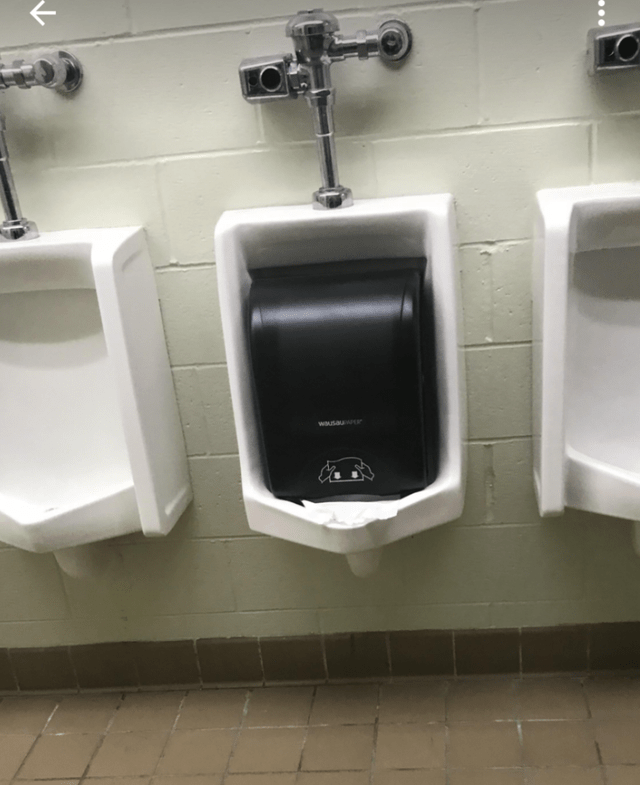 Plumbing fixture - Wausau r