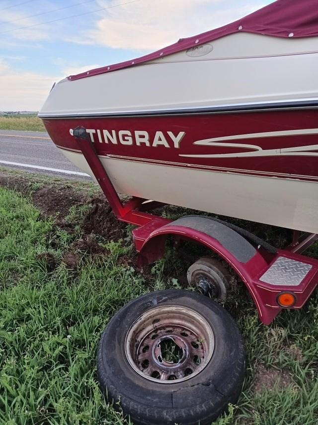 Wheel - * TINGRAY