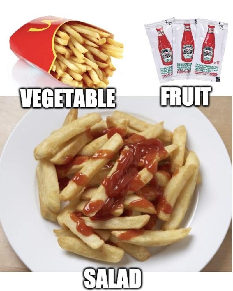 Food - TABA VEGETABLE FRUIT SALAD