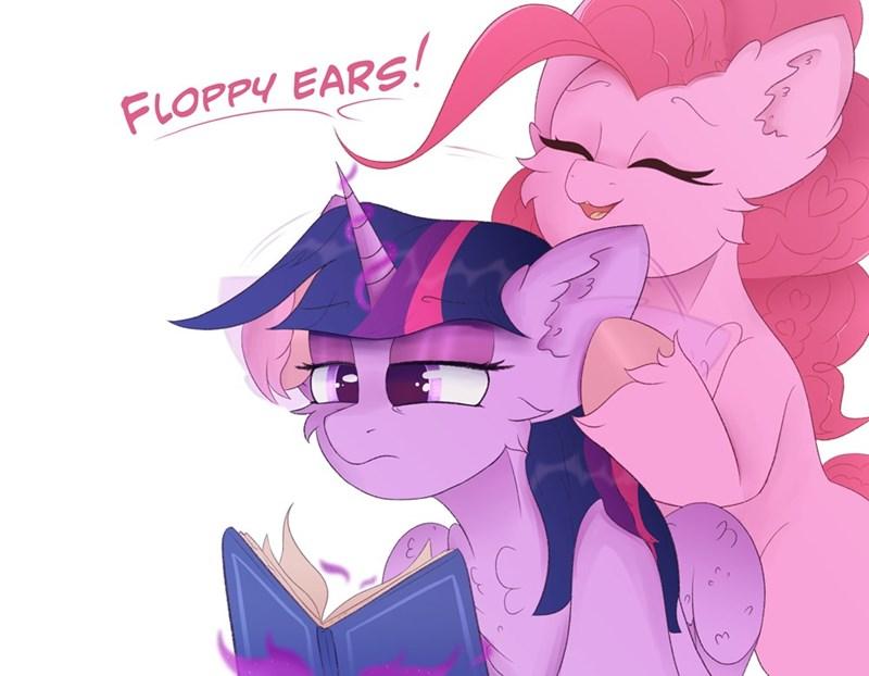 twilight sparkle pinkie pie pony angle - 9623180800