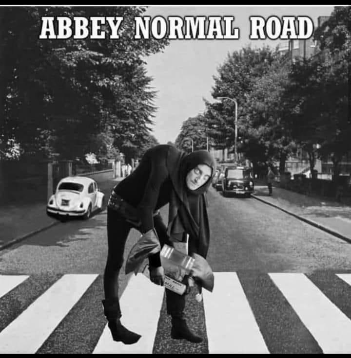 Car - ABBEY NORMAL ROAD