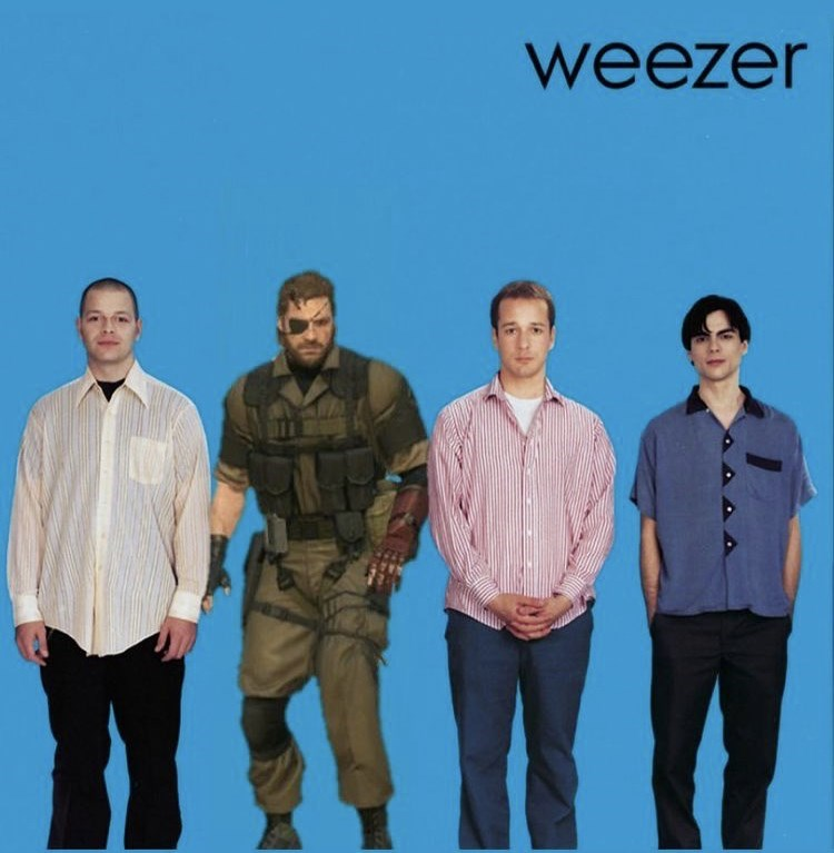 Trousers - weezer