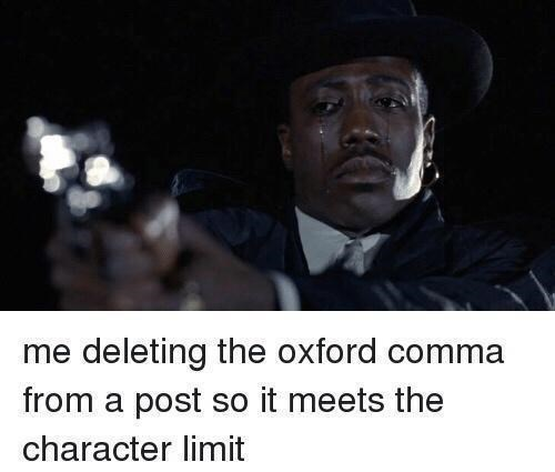 Sun hat - me deleting the oxford comma from a post so it meets the character limit