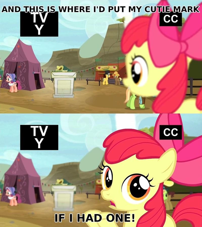 apple bloom screencap Memes Fairly Oddparents appleoosa's most wanted - 9624401664