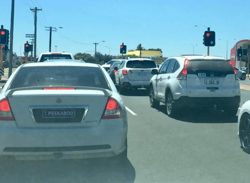 Car - SHINGS 1 SEE U PEEKABOO