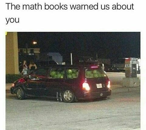 Wheel - The math books warned us about you
