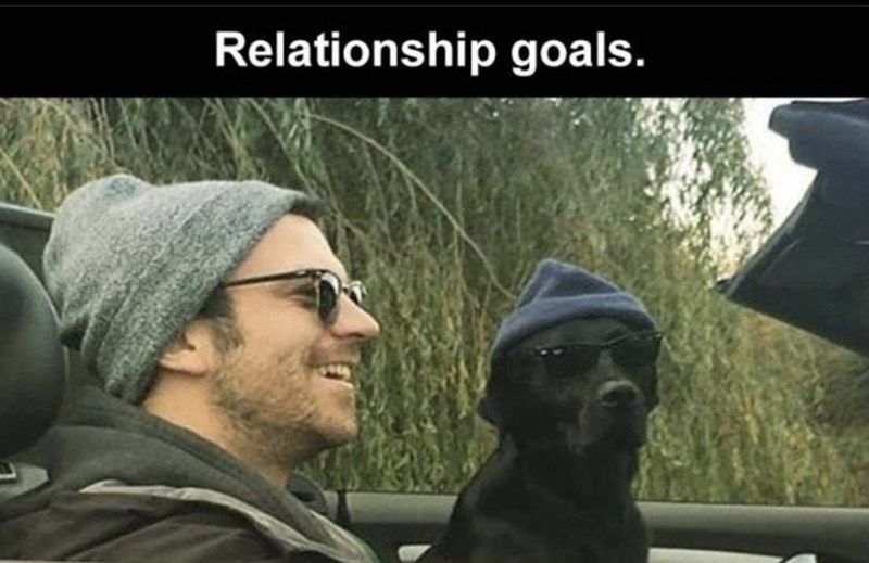 Glasses - Relationship goals.