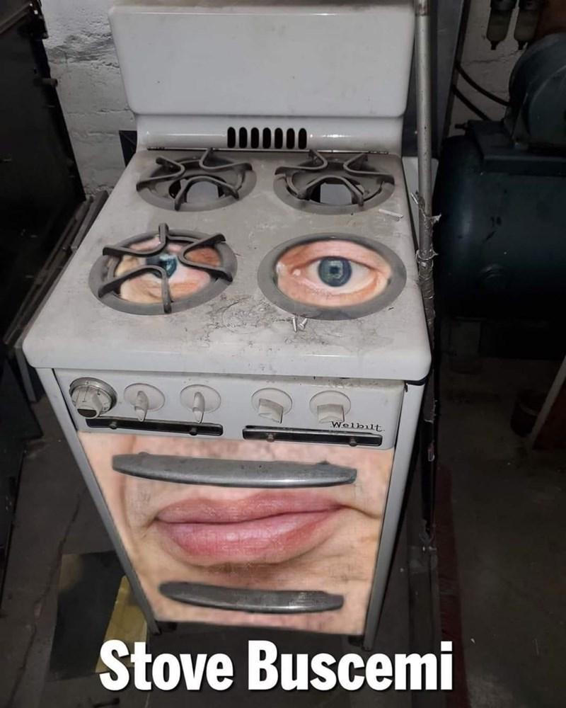 Kitchen appliance - Welbilt. Stove Buscemi