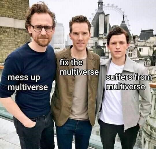 Clothing - fix the multiverse suffers from multiverse mess up multiverse