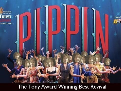 Font - TRUST Media S CASON AT DPAC The Tony Award Winning Best Revival