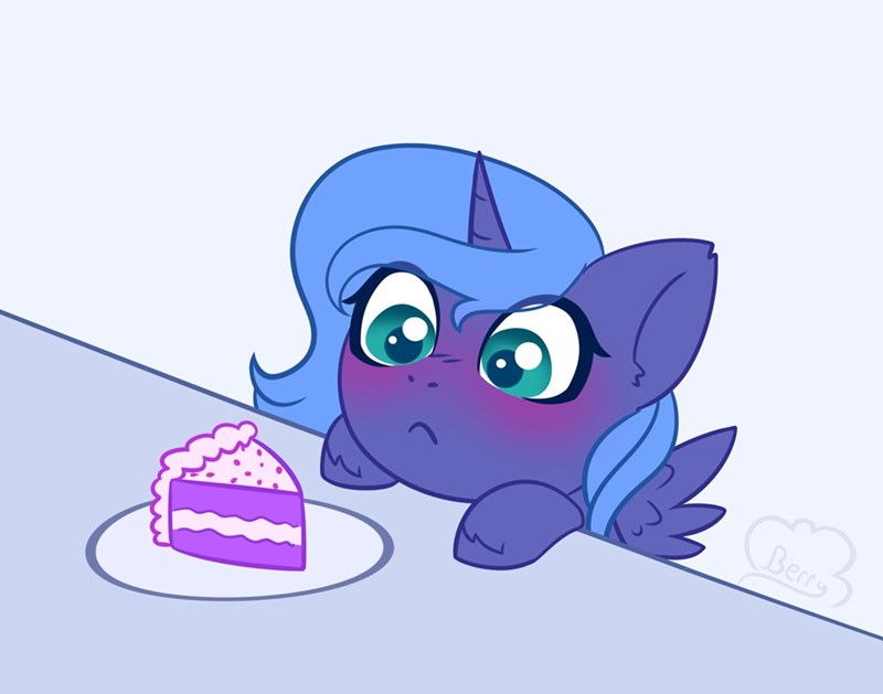 princess luna cloudberry_mess - 9626041088