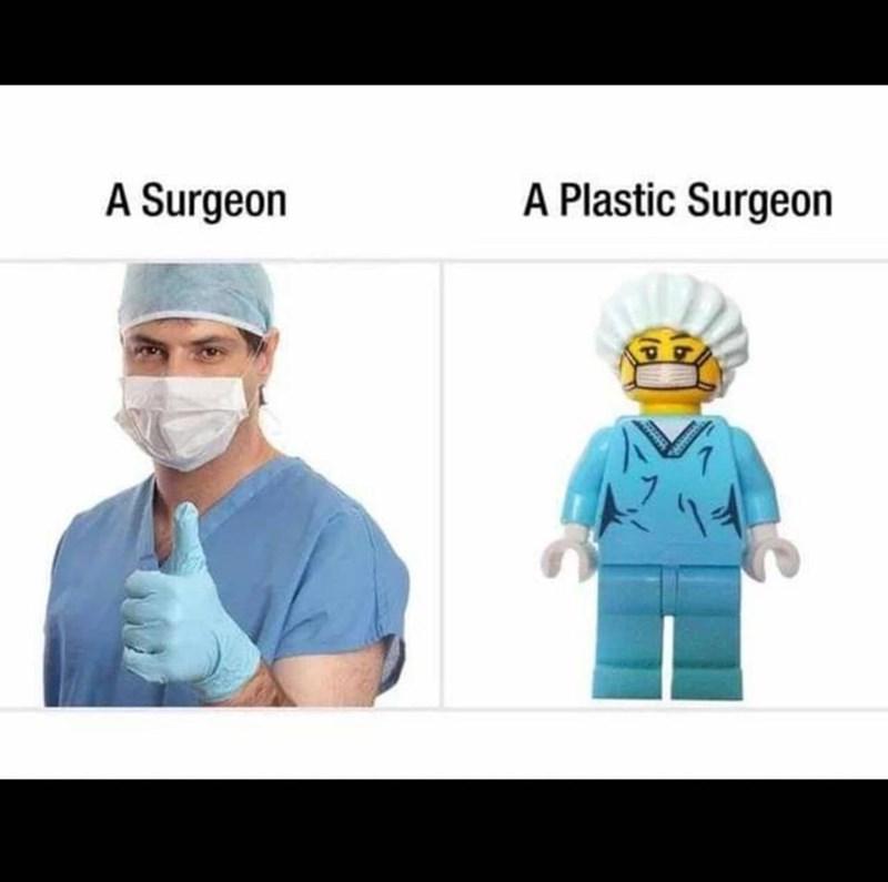 Product - A Surgeon A Plastic Surgeon