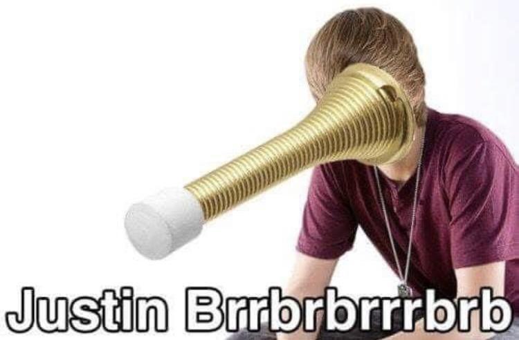Hair - Justin Brrbrbrrrbrb