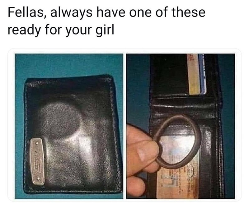 Human body - Fellas, always have one of these ready for your girl