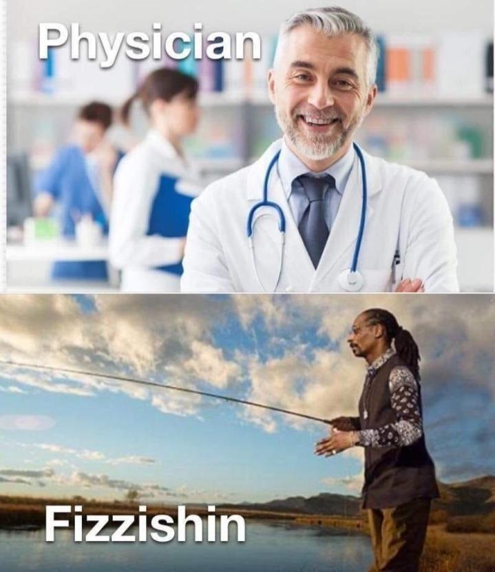 Photograph - Physician Fizzishin