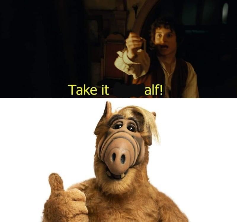 Primate - Take it alf!