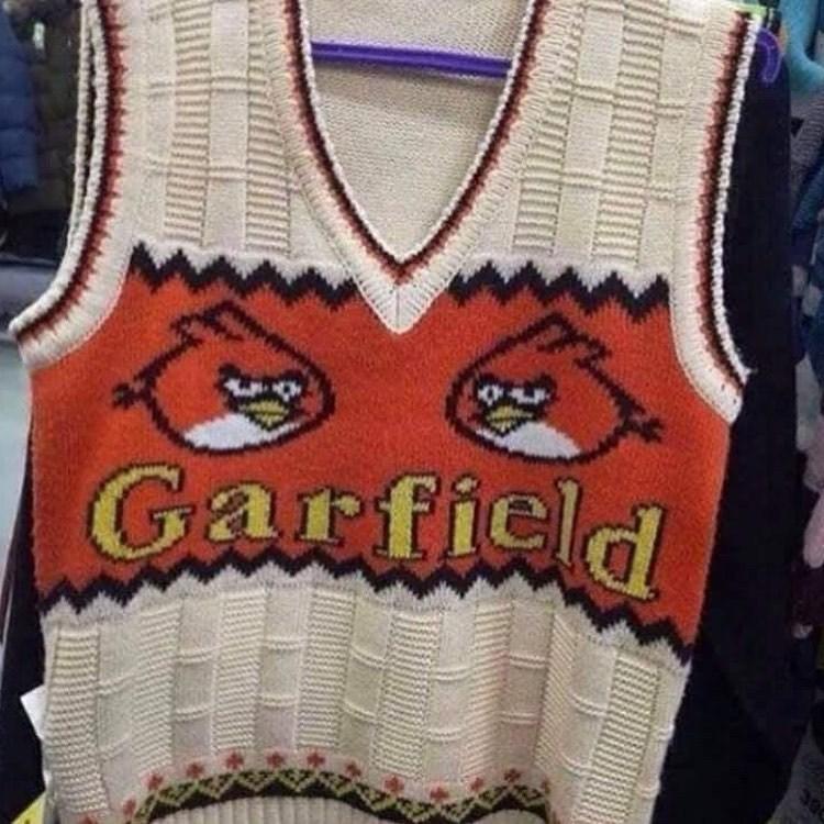 Outerwear - Garfield