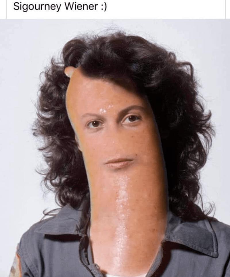 Forehead - Sigourney Wiener :)