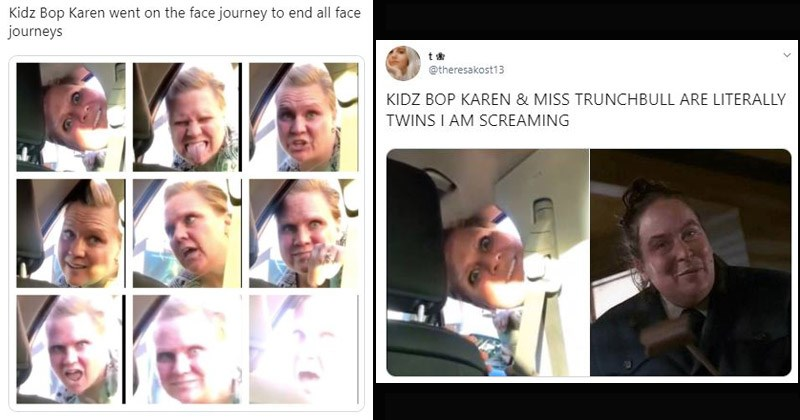 Funny memes and tweets that mock 'Kidz Bop Karen'