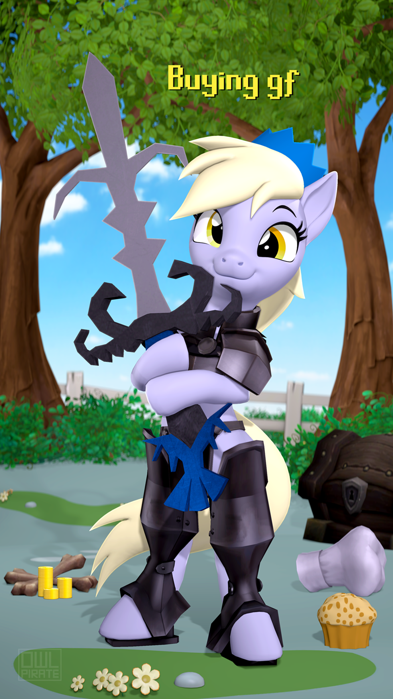 runescape derpy hooves owl pirate - 9628937728