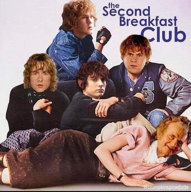 Hair - the seçond Breakfast Club CHAM eblumpkinspicedlatte