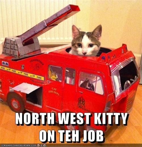 Wheel - FRE TAL -O FRE CAT STRE DEPY NORTH WEST KITTY ON TEH JOB ICANHASCHEEZBURGER.COM C