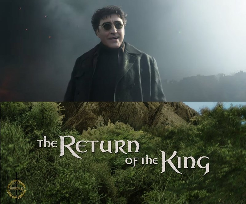 Outerwear - theReturn oF the King HIREFOLK