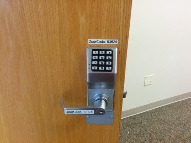 Fixture - DoorCode: 63526 DoorCode: 63526