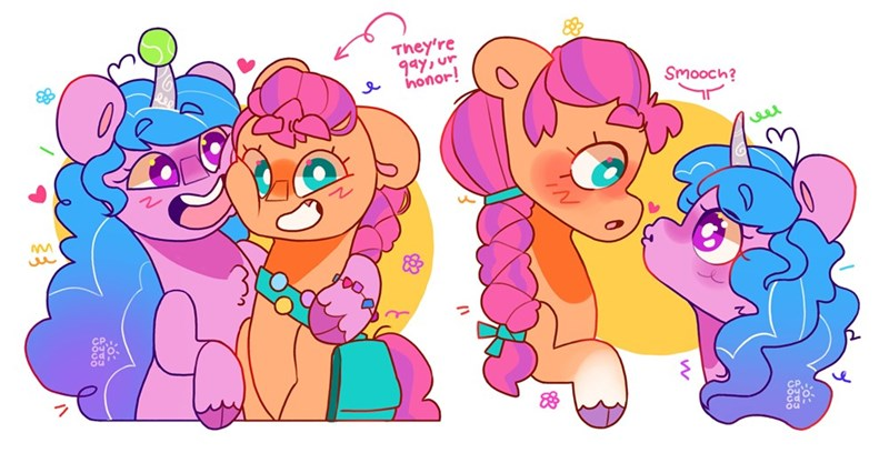 gen 5 shipping sunny starscout cocopudu izzy moonbow - 9632920320